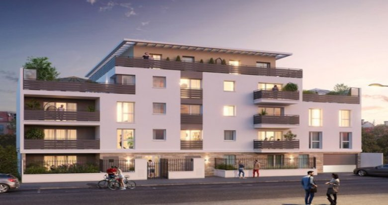 Achat / Vente programme immobilier neuf Montmagny proche transilien H (95360) - Réf. 5452