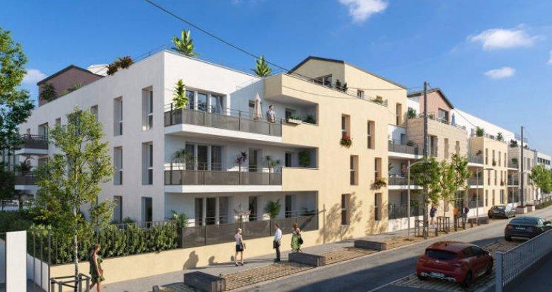 Achat / Vente programme immobilier neuf Morangis proche écoles et commerces (91420) - Réf. 5563