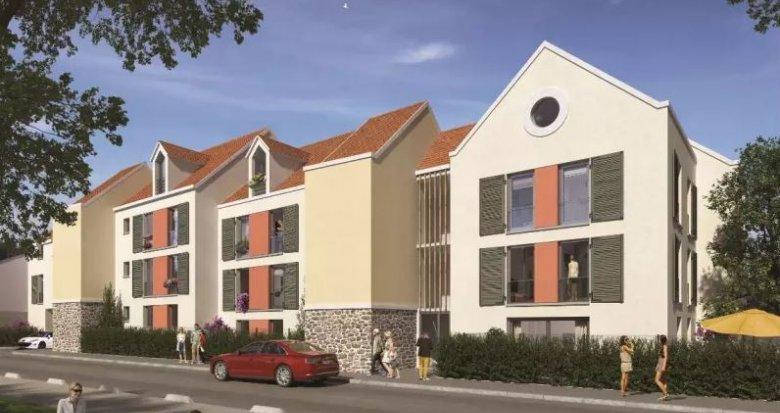 Achat / Vente programme immobilier neuf Morsang-sur-Orge proche centre-ville (91390) - Réf. 494