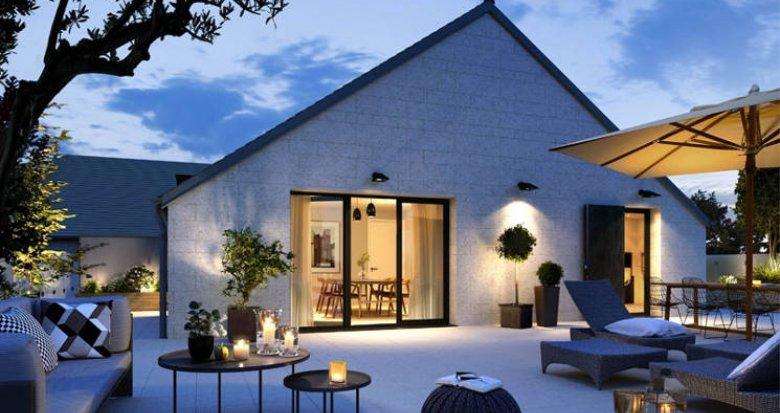 Achat / Vente programme immobilier neuf Noisy-le-Roi quartier du Cornouiller (78590) - Réf. 2548