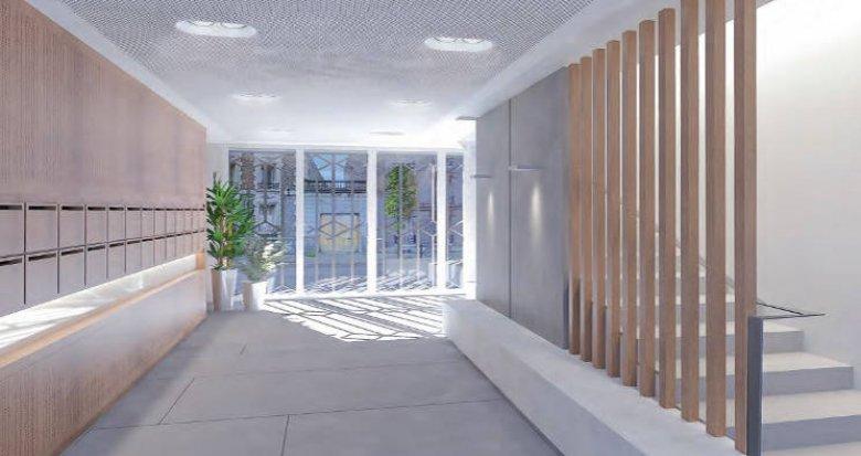 Achat / Vente programme immobilier neuf Noisy-le-Sec à 300 mètres du RER E (93130) - Réf. 4527