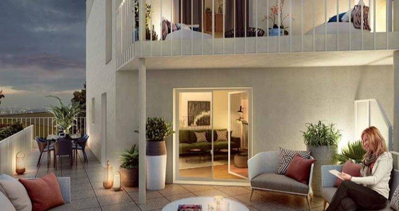 Achat / Vente programme immobilier neuf Noisy-le-Sec proche des transports (93130) - Réf. 4448