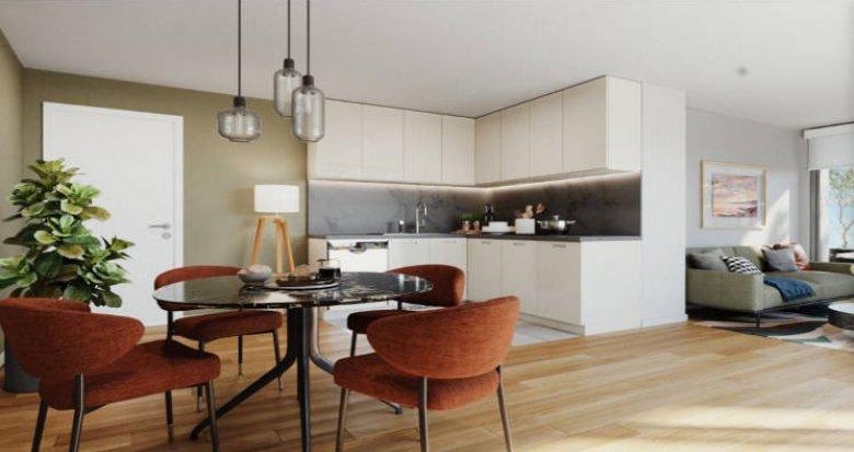 Achat / Vente programme immobilier neuf Noisy-le-Sec proche tout transports (93130) - Réf. 5506