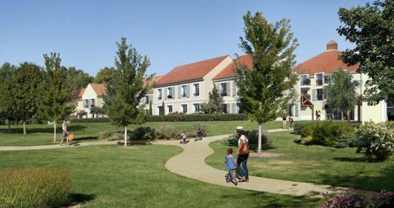 Achat / Vente programme immobilier neuf Orgeval centre historique (78630) - Réf. 3502