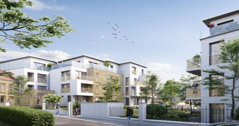 Achat / Vente programme immobilier neuf Ormesson-sur-Marne proche bords de Marne (94490) - Réf. 4978