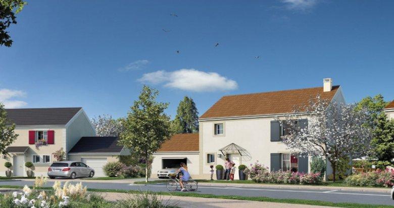 Achat / Vente programme immobilier neuf Othis Centre Ville (77280) - Réf. 5019
