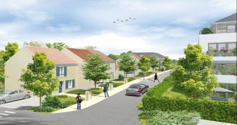 Achat / Vente programme immobilier neuf Ozoir-la-Ferrière proche gare (77330) - Réf. 5178