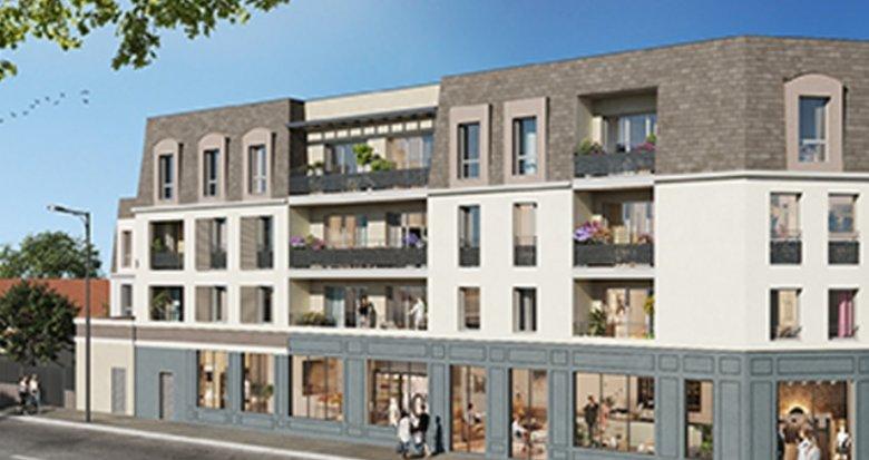 Achat / Vente programme immobilier neuf Paray-Vieille-Poste proche centre (91550) - Réf. 6291