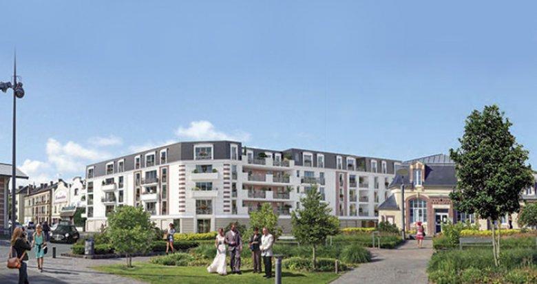 Achat / Vente programme immobilier neuf Persan hyper-centre (95340) - Réf. 1336