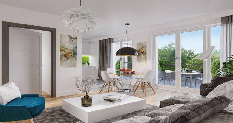 Achat / Vente programme immobilier neuf Pierrefitte-sur-Seine proche centre-ville (93380) - Réf. 5136