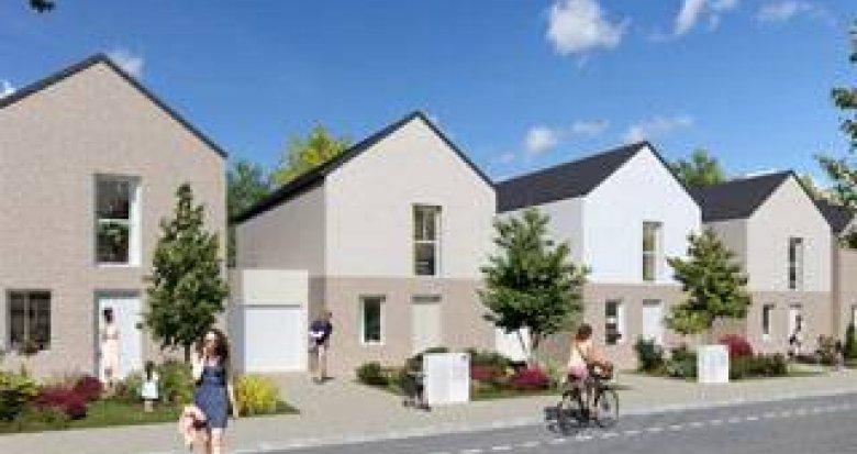 Achat / Vente programme immobilier neuf Pontault-Combault proche groupes scolaires (77340) - Réf. 4053