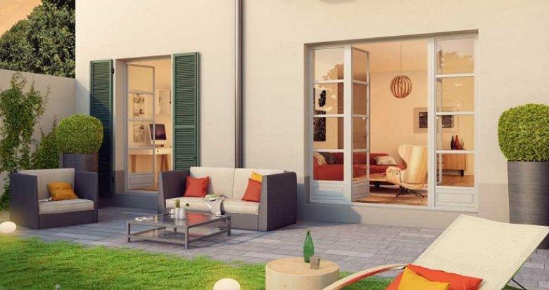 Achat / Vente programme immobilier neuf Pontoise quartier Impressions (95000) - Réf. 3558