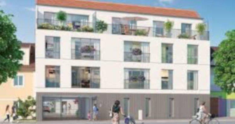 Achat / Vente programme immobilier neuf Roissy-en-Brie quartier Jondelles (77680) - Réf. 3590