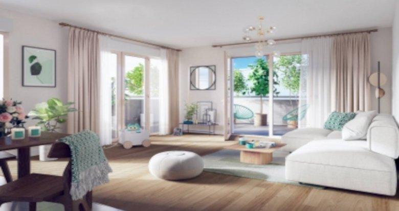 Achat / Vente programme immobilier neuf Rueil-Malmaison proche future gare du Grand Paris (92500) - Réf. 5030