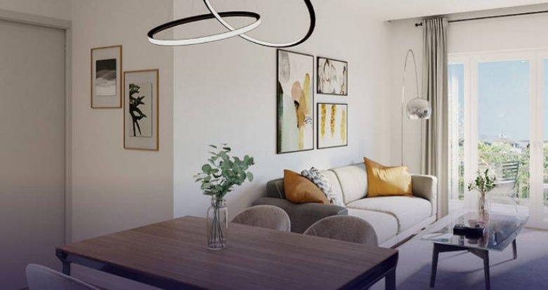 Achat / Vente programme immobilier neuf Saint-Fargeau-Ponthierry proche RER D (77310) - Réf. 4487