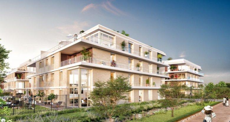 Achat / Vente programme immobilier neuf Saint-Germain-en-Laye (78100) - Réf. 5029