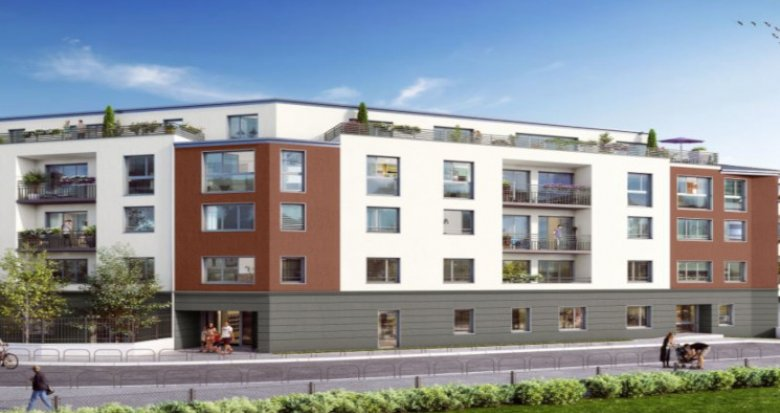 Achat / Vente programme immobilier neuf Saint-Leu-La-Forêt proche Gare (95320) - Réf. 3009