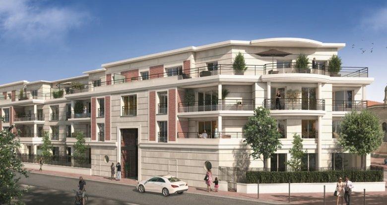 Achat / Vente programme immobilier neuf Saint-Maur des Fossés - Adamville (94100) - Réf. 5084