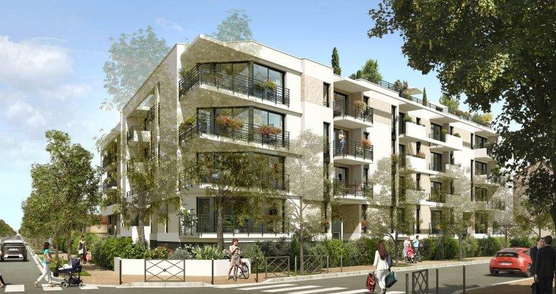 Achat / Vente programme immobilier neuf Saint-Maur-des-Fossés proche Quai de la Pie (94100) - Réf. 2800