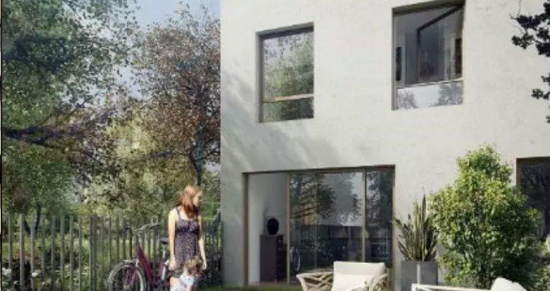 Achat / Vente programme immobilier neuf Saint-Michel-sur-Orge proche de la gare RER C (91240) - Réf. 860