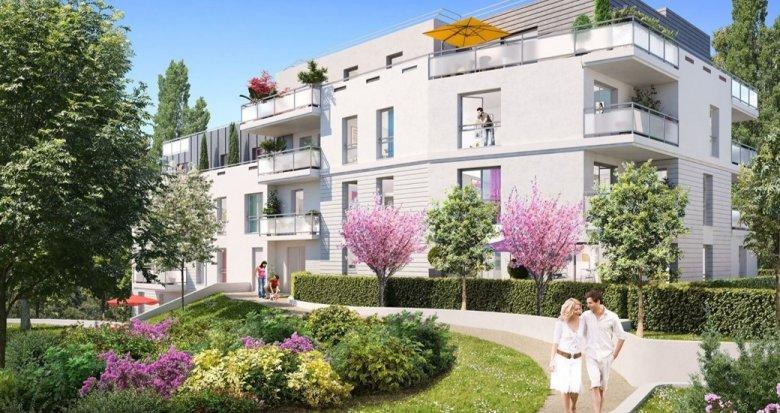 Achat / Vente programme immobilier neuf Saint-Thibault-des-Vignes proche de la Mairie (77400) - Réf. 2506