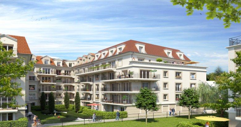 Achat / Vente programme immobilier neuf Sannois à 10 min à pied de la gare (95110) - Réf. 5739