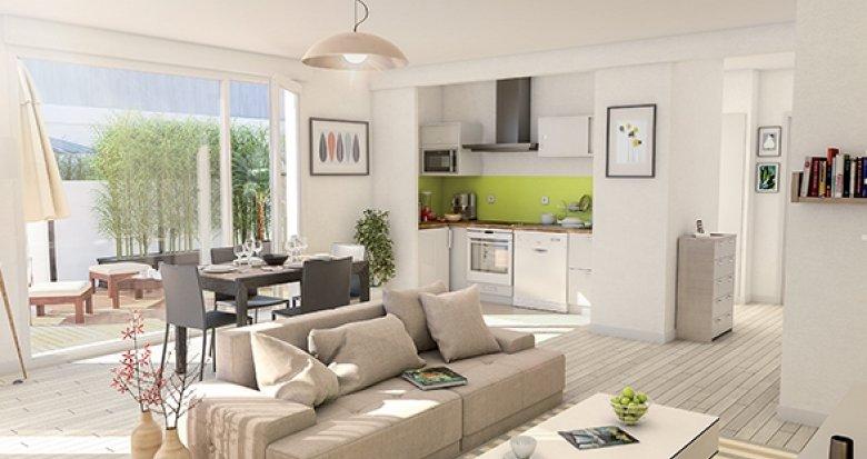 Achat / Vente programme immobilier neuf Sannois à prix attractifs (95110) - Réf. 2836