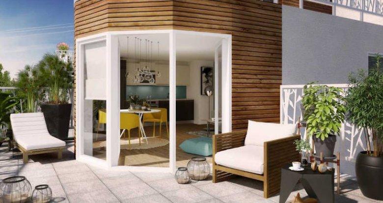 Achat / Vente programme immobilier neuf Sarcelles à deux pas des transports (95200) - Réf. 5298