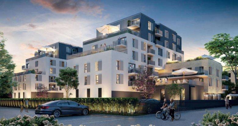 Achat / Vente programme immobilier neuf Sarcelles proche gare RER D (95200) - Réf. 4806