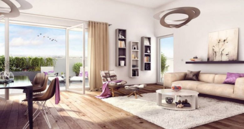 Achat / Vente programme immobilier neuf Sartrouville proche gare (78500) - Réf. 5761