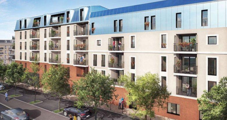 Achat / Vente programme immobilier neuf Sartrouville quartier de l'Union (78500) - Réf. 3942