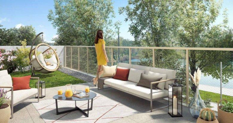 Achat / Vente programme immobilier neuf Savigny-le-Temple proche transports (77176) - Réf. 5282