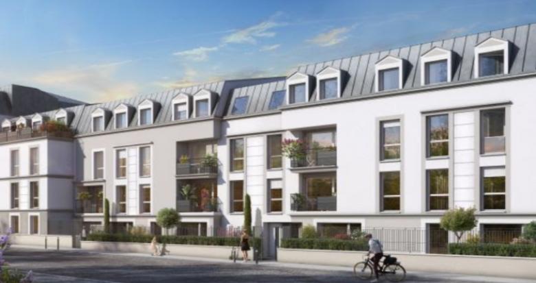 Achat / Vente programme immobilier neuf Savigny-sur-Orge à 1,5 km du RER C (91600) - Réf. 5258