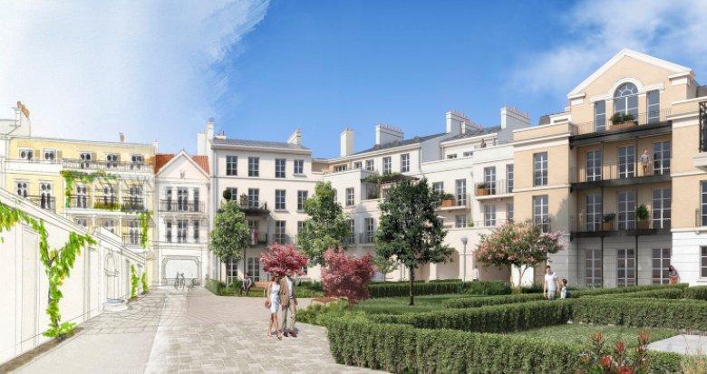 Achat / Vente programme immobilier neuf Serris proche RER A (77700) - Réf. 5638