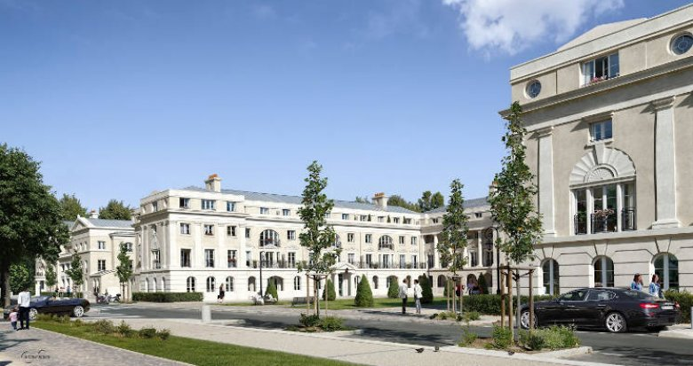 Achat / Vente programme immobilier neuf Serris quartier du Pré de Claye (77700) - Réf. 4010