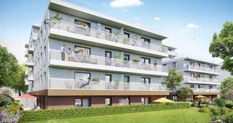 Achat / Vente programme immobilier neuf Sevran quartier Freinville (93270) - Réf. 2513