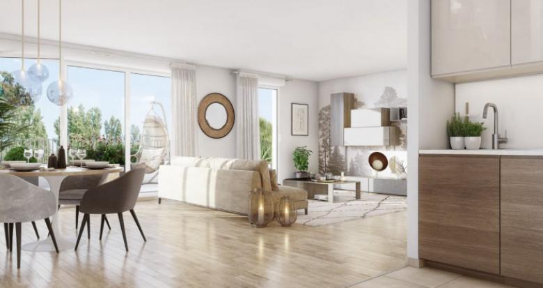 Achat / Vente programme immobilier neuf Sucy-en-Brie (94370) - Réf. 5011