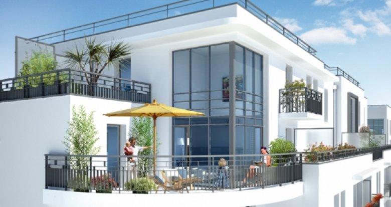 Achat / Vente programme immobilier neuf Thiais proche des commerces (94320) - Réf. 1299