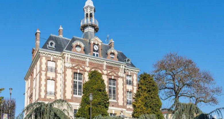 Achat / Vente programme immobilier neuf Thiais proche tramway T7 (94320) - Réf. 4882