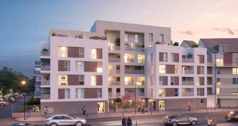 Achat / Vente programme immobilier neuf Trappes au coeur des commerces (78190) - Réf. 4715