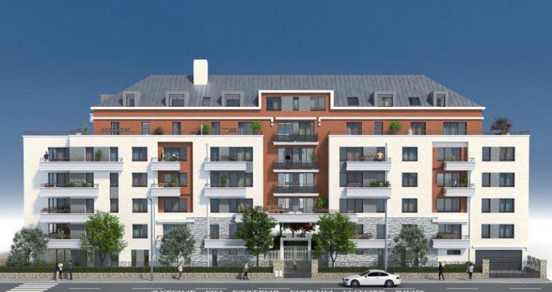 Achat / Vente programme immobilier neuf Trappes proche écoles et commerces (78190) - Réf. 5567