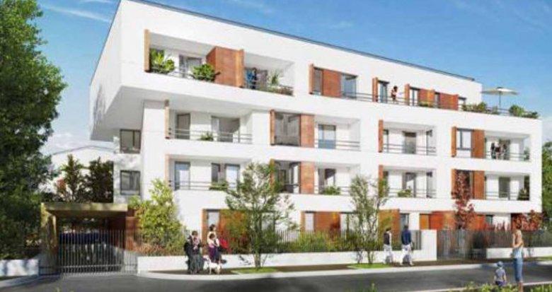 Achat / Vente programme immobilier neuf Tremblay-en-France proche RER B (93290) - Réf. 4528