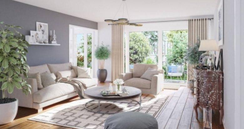 Achat / Vente programme immobilier neuf Versailles quartier Montreuil (78000) - Réf. 3468