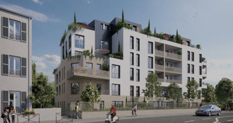 Achat / Vente programme immobilier neuf Villemomble proche RER E (93250) - Réf. 5478