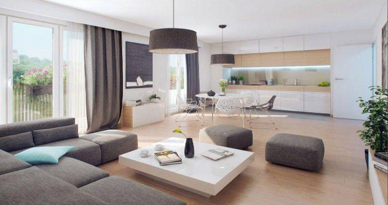 Achat / Vente programme immobilier neuf Villeneuve-le-Roi proche RER C et centre-ville (94290) - Réf. 5269