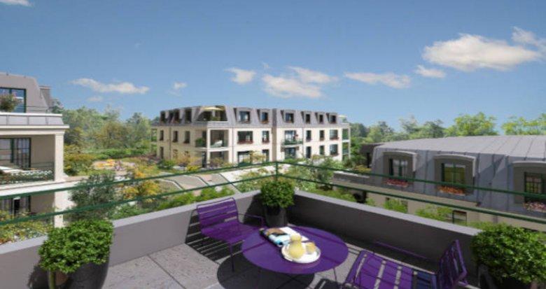 Achat / Vente programme immobilier neuf Villennes-sur-Seine proche centre (78670) - Réf. 3253