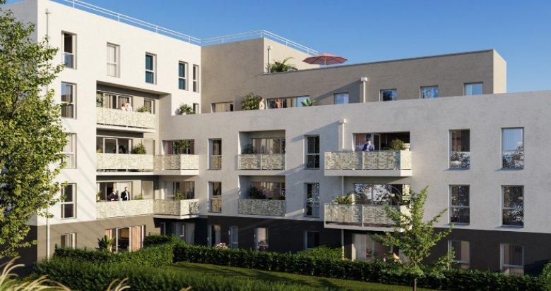 Achat / Vente programme immobilier neuf Villepinte à 500 mètres du RER B (93420) - Réf. 5470