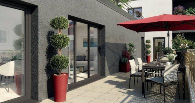 Achat / Vente programme immobilier neuf Villepinte proche centre hospitalier Ballanger (93420) - Réf. 3773
