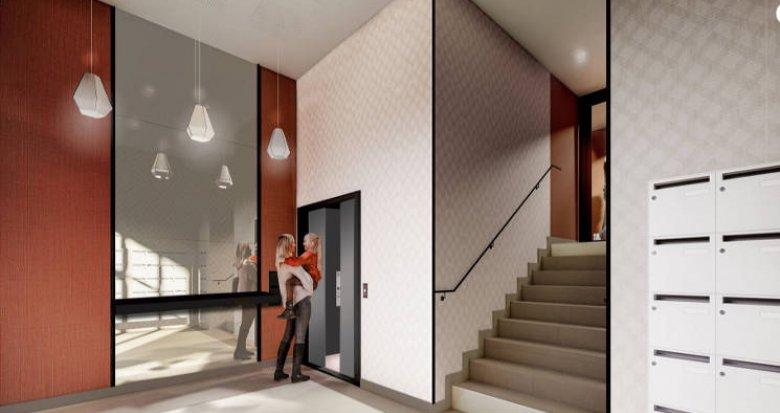 Achat / Vente programme immobilier neuf Villepinte proche du centre-ville et commodités (93420) - Réf. 5197