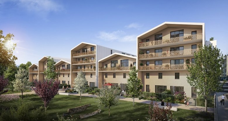Achat / Vente programme immobilier neuf Villepinte proche hôpital (93420) - Réf. 4923